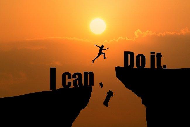 Tự khích lệ bản thân để tạo động lực hoàn thành mục tiêu