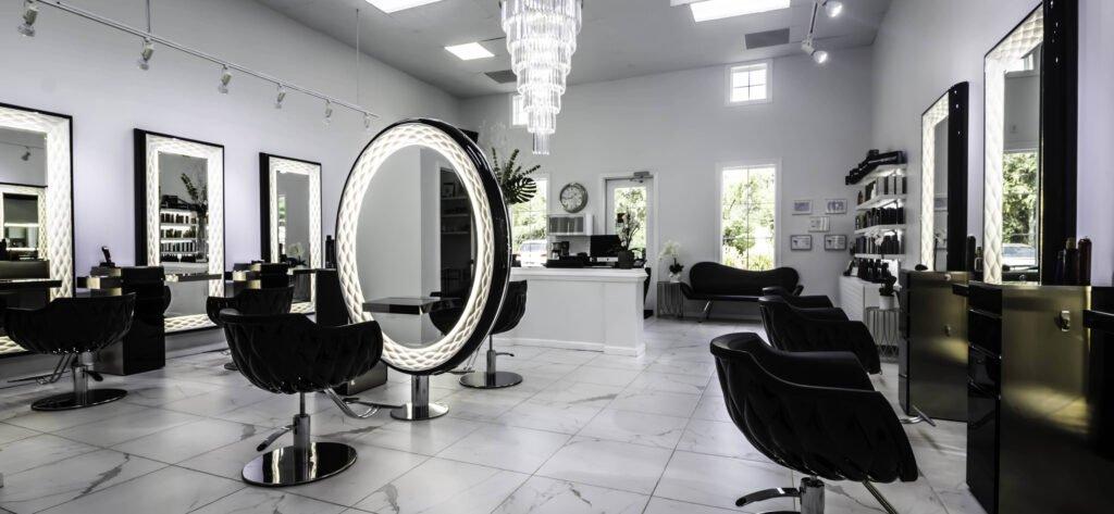 Đầu tư 200 triệu mở tiệm làm tóc