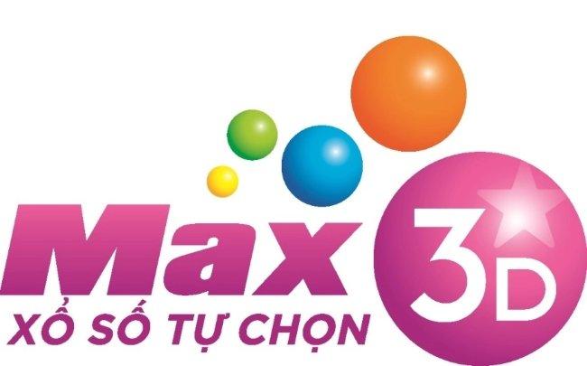 Xổ số Vietlott tự chọn MAX 3D