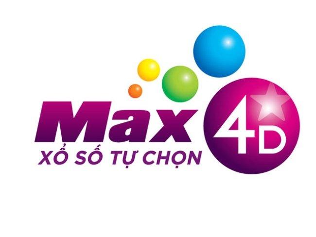 Xổ số tự chọn Vietlott MAX 4D