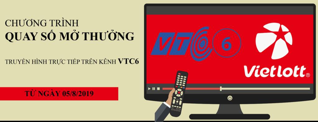 Quay số mở thưởng Vietlott vtc6