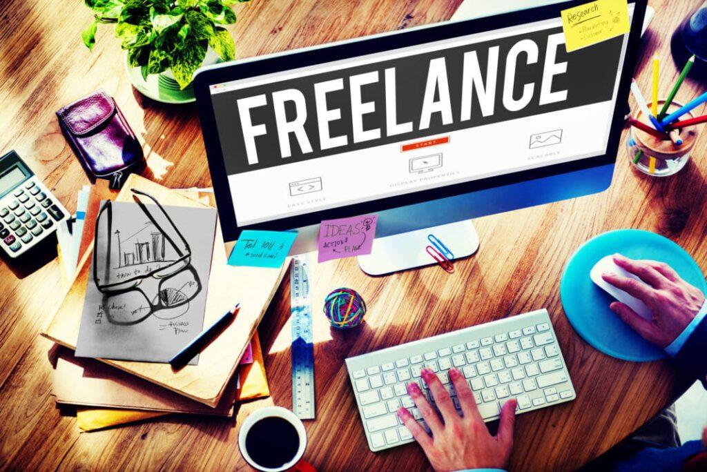 Làm freelancer viết bài đang là cách làm giàu đơn giản của rất nhiều bạn trẻ