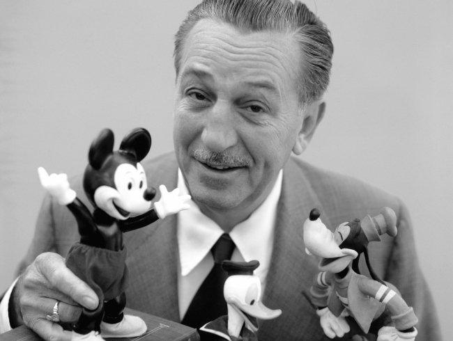 Câu chuyện làm giàu của Walt Disney là niềm cảm hứng lớn cho những người khởi nghiệp