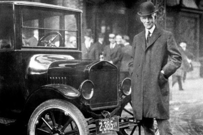 Henry Ford nhiều thất bại nhưng cũng đầy vinh quang