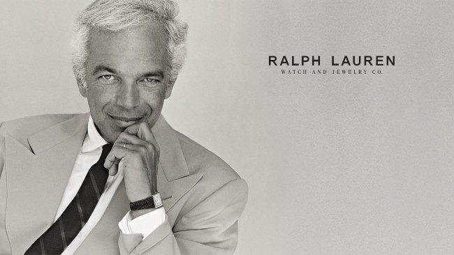 Ralph Lauren kể về một người bán cà vạt chinh phục nền thời trang thế giới