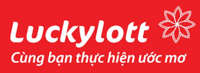 Logo của Luckylott khi Logo của Luckylott