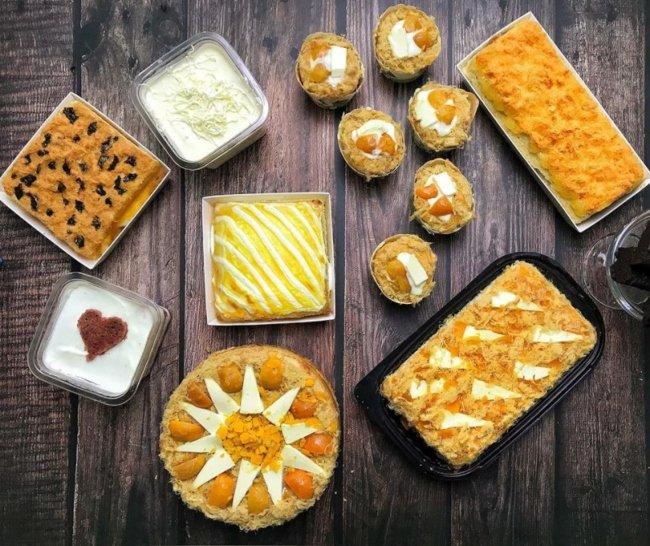 Học cách làm giàu với 10 triệu đồng từ kinh doanh bánh ngọt online