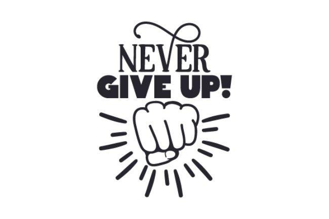 """""""Chấp nhận thất bại, nhưng đừng ngại làm lại"""""""