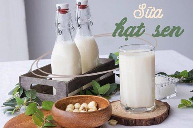 Làm giàu từ kinh doanh cửa hàng sữa hạt và đồ uống giảm cân