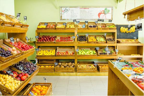 Ý tưởng làm giàu vốn ít từ kinh doanh trái cây rau quả sạch