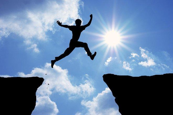 Chấp nhận thử thách để chạm đến thành công