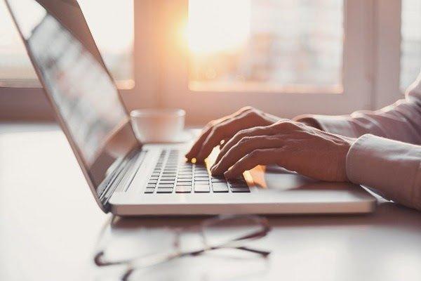 Viết bài online là việc làm linh hoạt