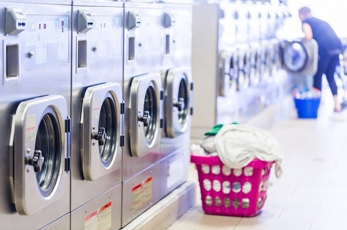 Kinh doanh tiệm giặt quần áo