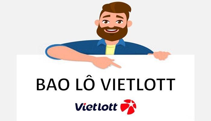 Cách chơi Vietlott theo bao lô mang lại cơ hội trúng cao