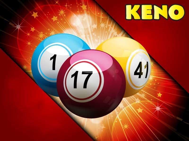 Tần suất xuất hiện của các con số trong Keno