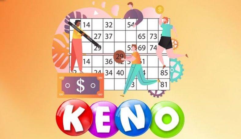 Nuôi một dãy số nhiều kỳ là cách chơi Keno dễ trúng