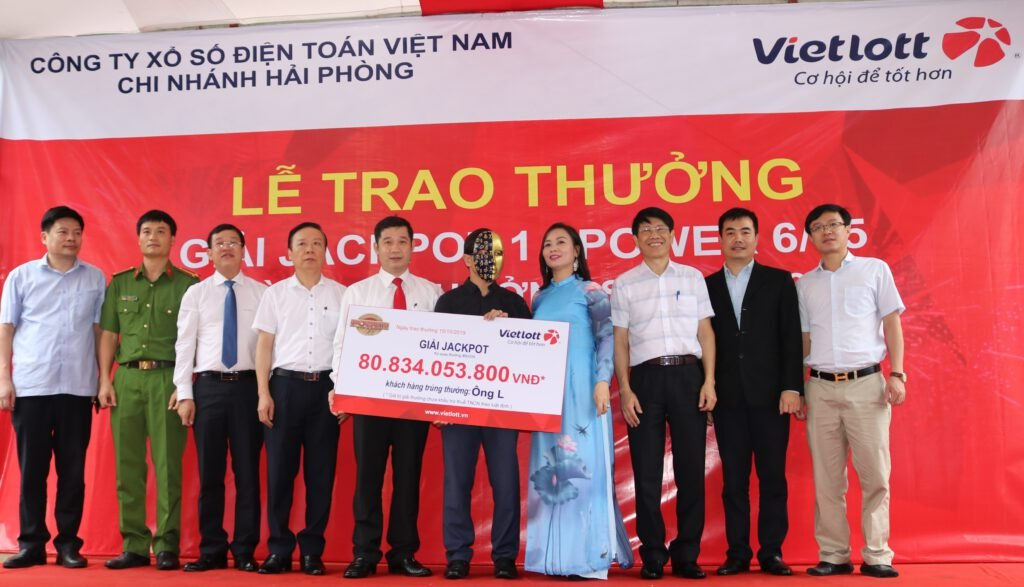 Đầu tư tài chính mang lại khối tài sản khổng lồ nhờ Vietlott