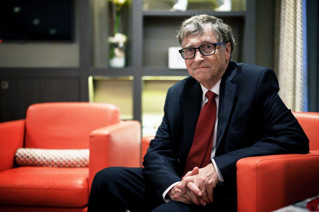 Tỷ phú công nghệ Bill Gates chia sẻ bí quyết làm giàu của mình