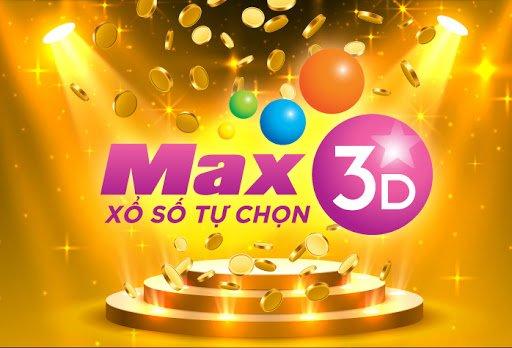 Xổ số Vietlott Max 3D