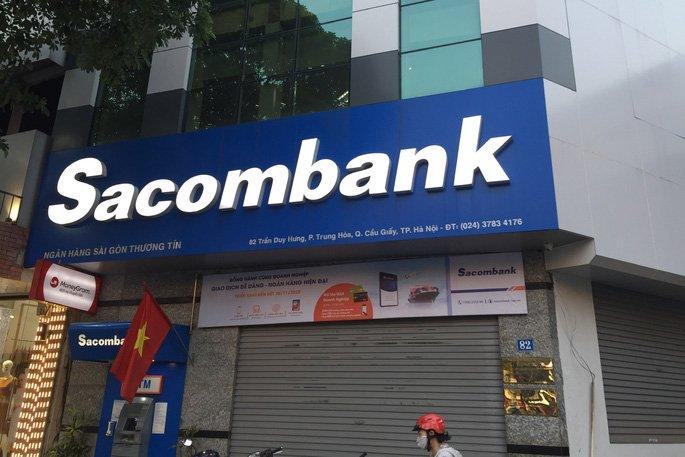 Cổ phiếu STB của Sacombank tăng kịch trần trong phiên sáng nay