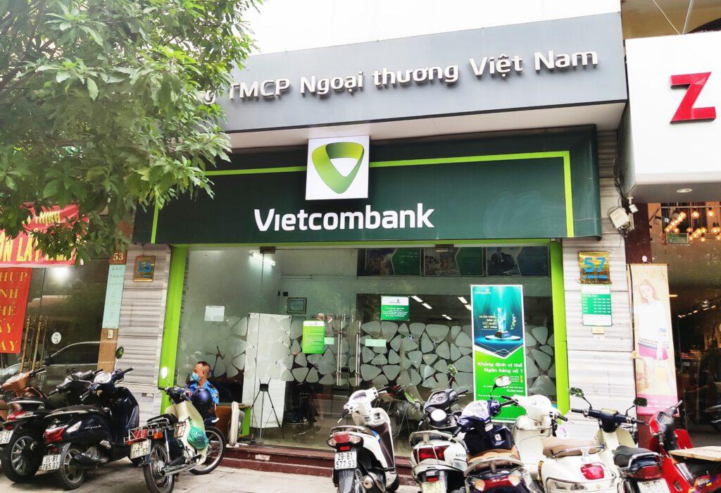 Cổ phiếu VCB của VietcomBank được nhiều quĩ ngoại ưa thích