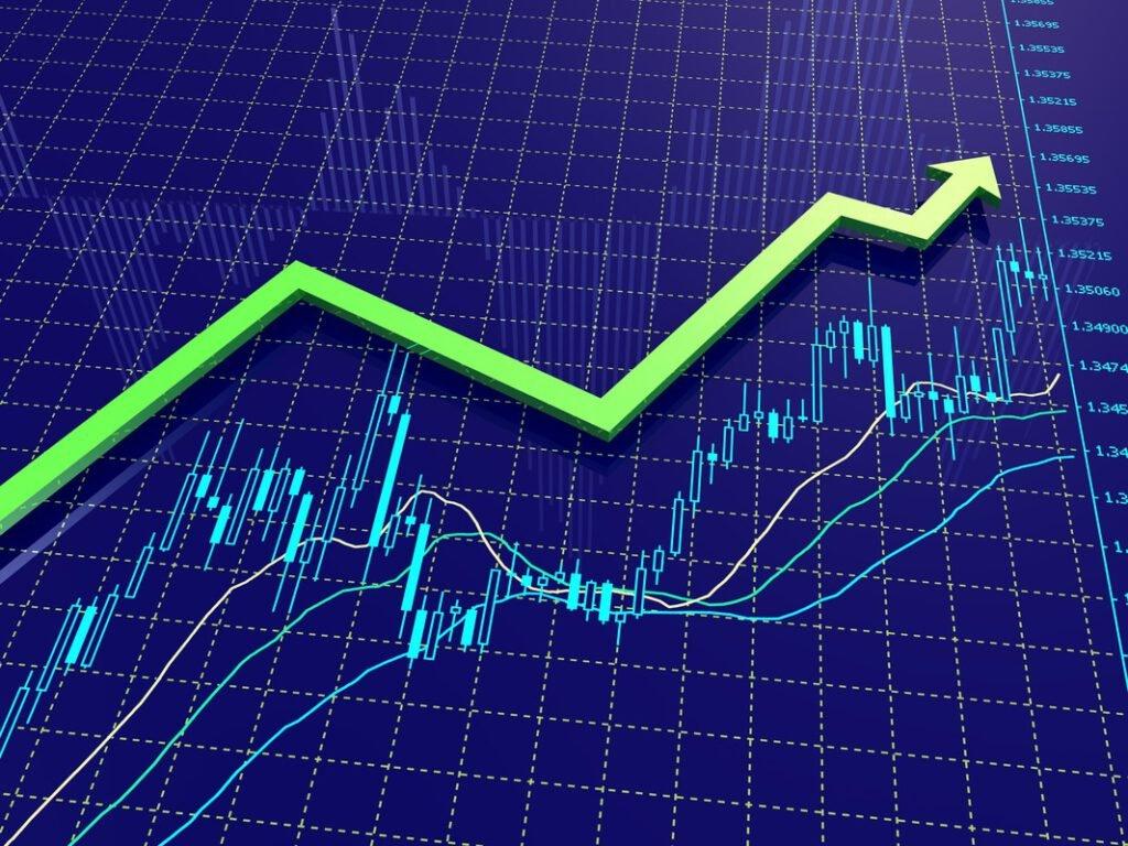Thị trường chứng khoán khởi sắc