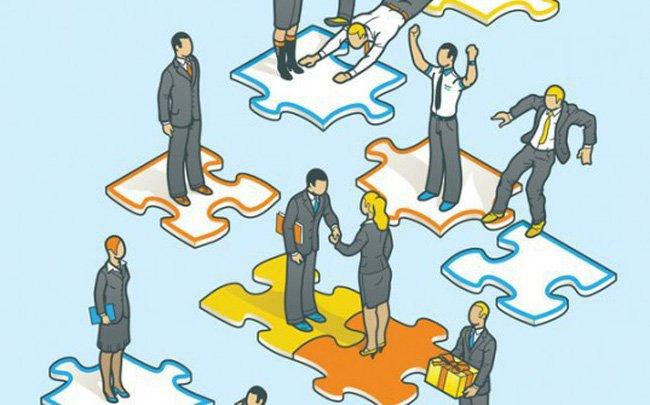 Các mối quan hệ xã hội là nguồn vốn quan trọng trong làm giàu của bạn