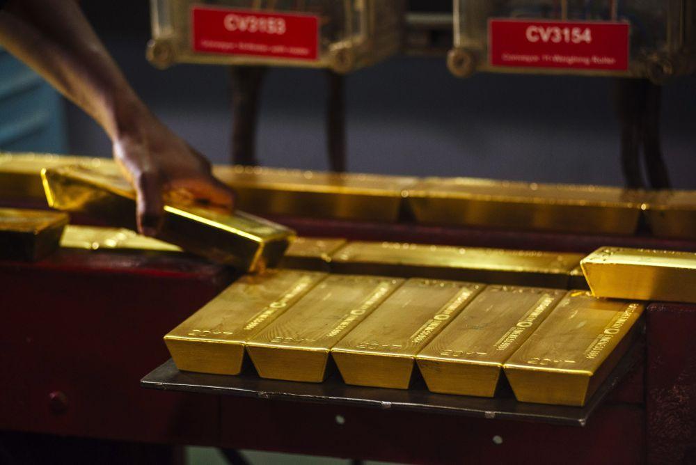 Vàng có thể vẫn tiếp tục lao dốc