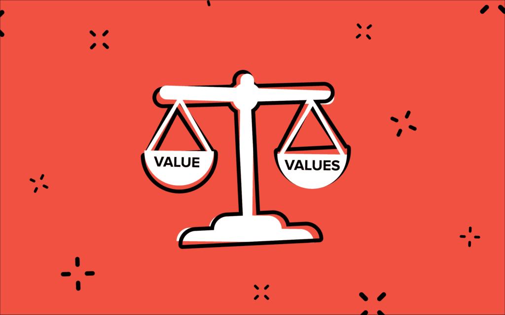 Tìm kiếm những giá trị đích thực
