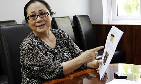 Hành trình làm giàu của bà Dương Thị Bạch Diệp có rất nhiều khó khăn, gian khổ