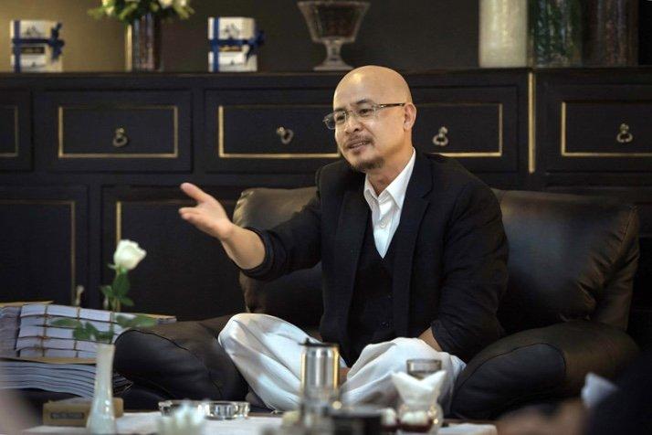Tỷ phú - Vua cà phê Đặng Lê Nguyên Vũ đã truyền cảm hứng làm giàu từ hai bàn trắng cho nhiều người (Nguồn: Internet)