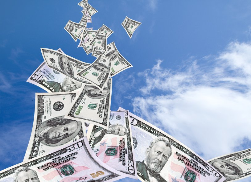 Nằm mơ nhặt được tiền cũng có thể là điềm báo xui xẻo trong một số trường hợp