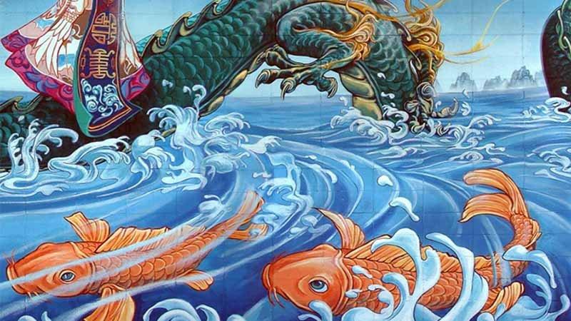 Mơ thấy cá chép hóa rồng ẩn chứa ý nghĩa gì?
