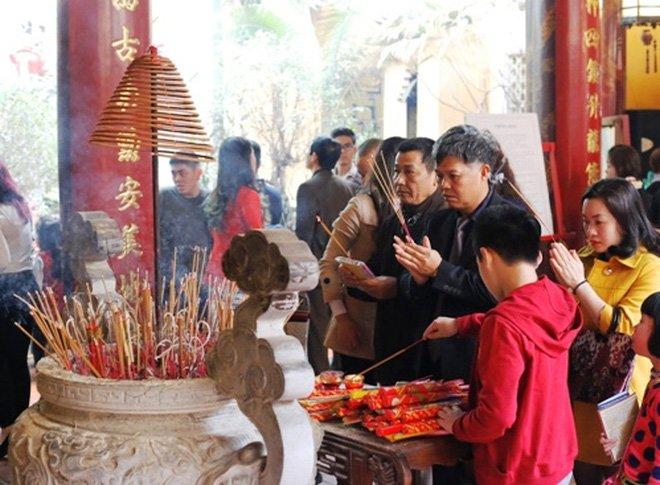 Ý nghĩa giấc mơ đi lễ chùa