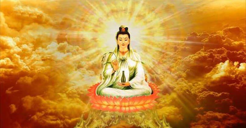 Mơ thấy Phật Bà Quan Âm