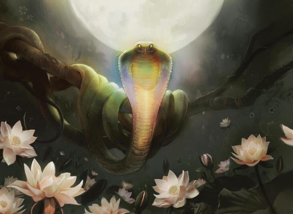 Nằm mơ thấy rắn hổ mang có ý nghĩa gì?