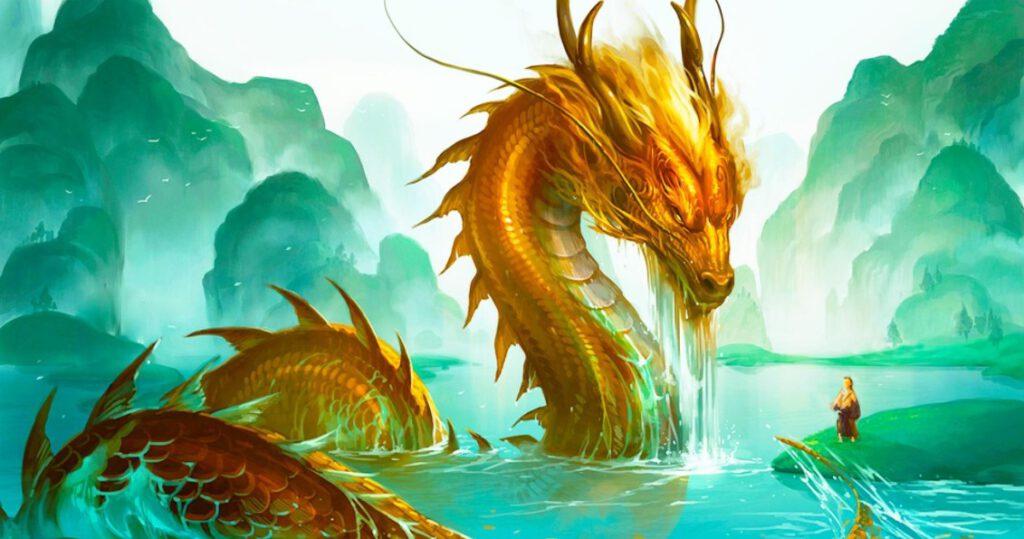 Nằm mơ thấy rồng vàng lành hay dữ
