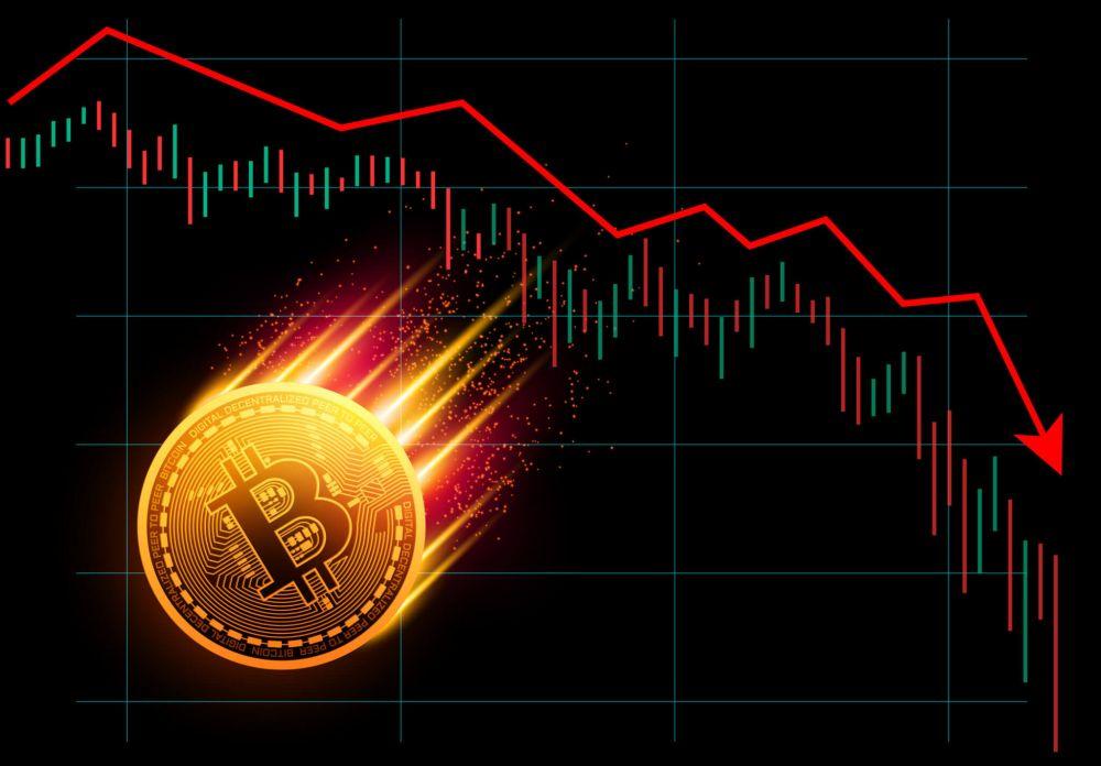 Bitcoin rơi vào 'chảo lửa', thị trường chìm trong sắc đỏ
