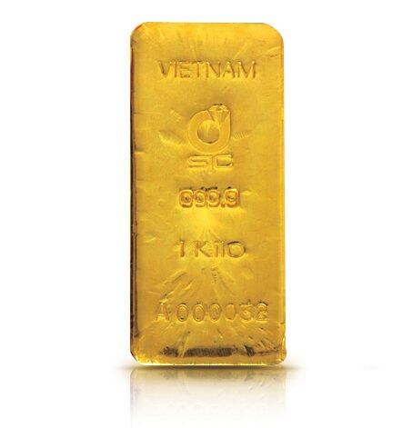 Vàng miếng SJC 1 KG