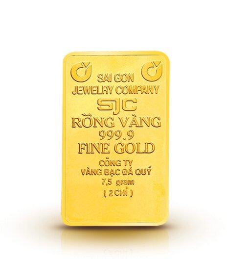 Vàng miếng SJC 2 chỉ