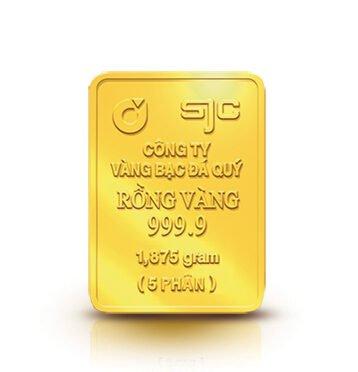 Vàng miếng SJC 5 phân