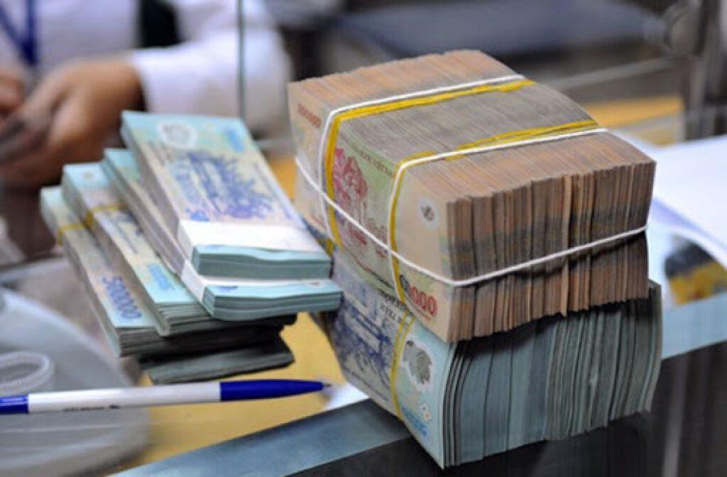 Nộp tiền ký quỹ ban đầu để kích hoạt tài khoản giao dịch