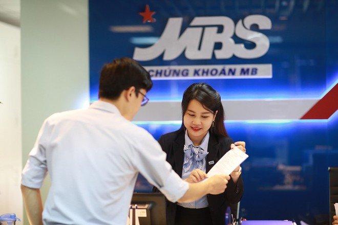 Công ty cổ phần Kinh doanh thị trường chứng khoán - MBS
