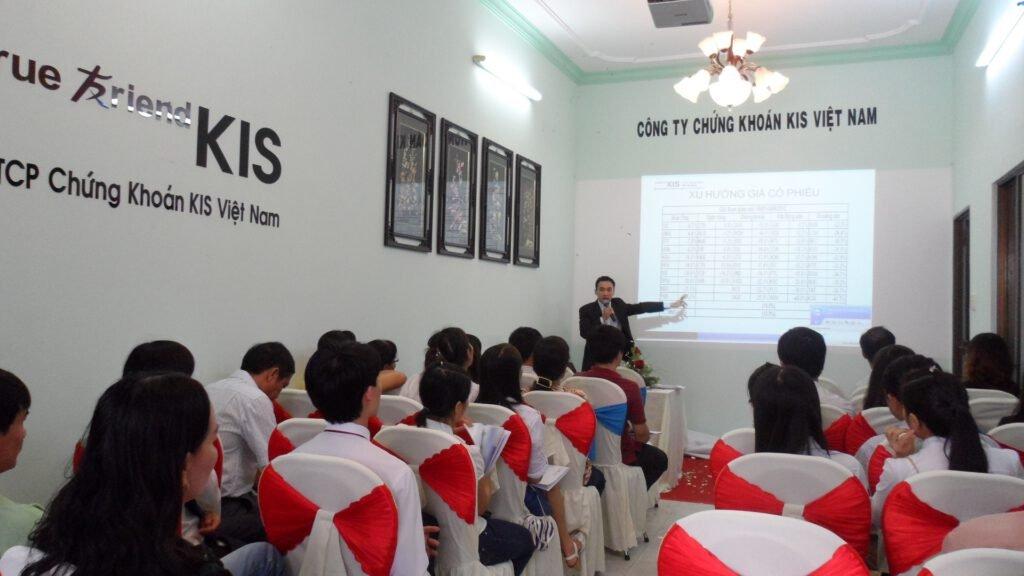 Công ty Cổ phần Chứng khoán KIS Việt Nam - KIS