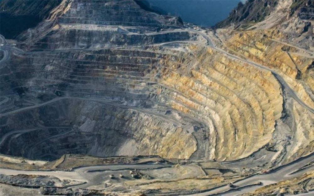 Mỏ vàng Muruntau ở Uzbekistan