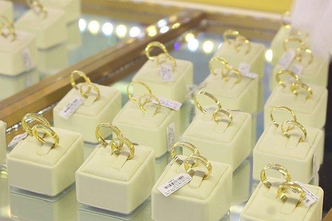 Vàng bạc đá quý Tân Tiến
