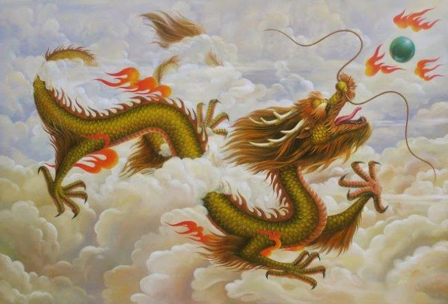 Mơ thấy rồng bay là điềm tốt hay xấu?