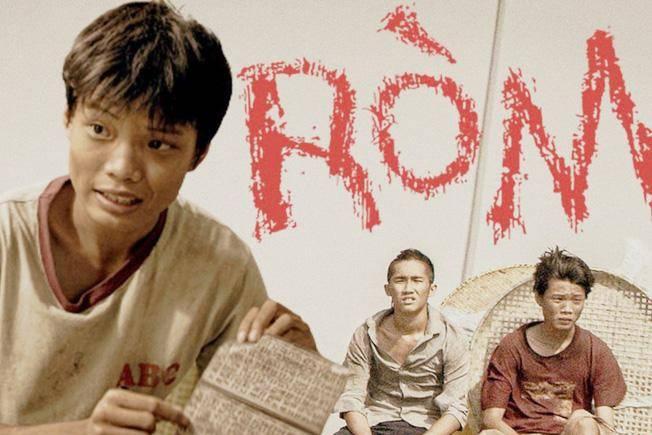 """Review Ròm: Cậu bé """"cò đề"""" và phận người chao nghiêng"""