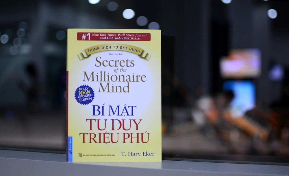 Bí mật tư duy triệu phú - Sách dạy kiếm tiền hay nhất