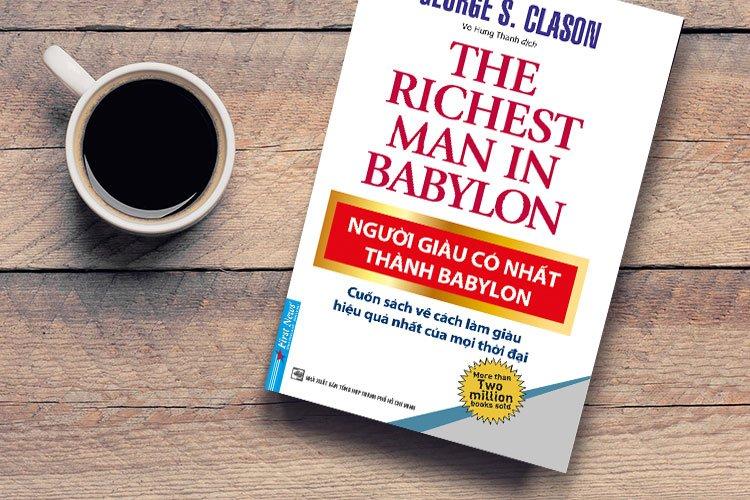 Sách dạy làm giàu Người giàu có nhất thành Babylon